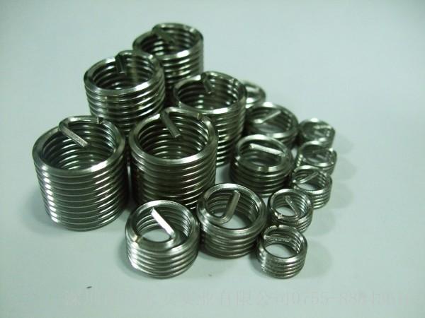 钢丝螺套广泛应用于各行业