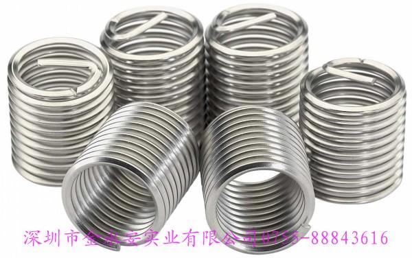 深圳钢丝螺套厂家销售recoil钢丝螺套,深圳recoil钢丝螺套代理商