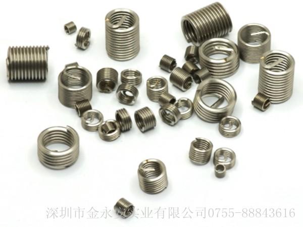 不锈钢钢丝螺套材料及性能-深圳金永安实业有限公司