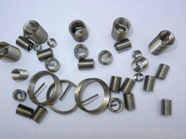 螺纹护套M3-0.5-2D需要钻孔要求-深圳市金永安实业有限公司0755-88843616