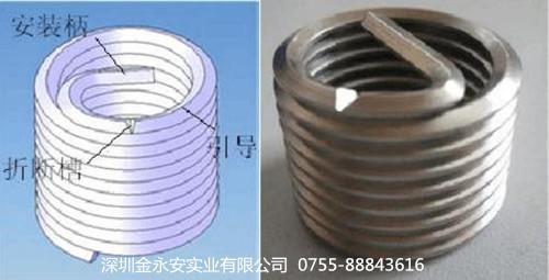 螺纹护套M24-3.0-1.5D
