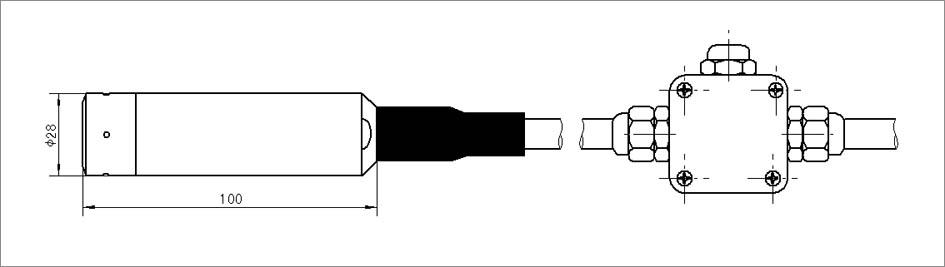 三线液位电路图