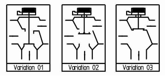 啤机控制线路接线图