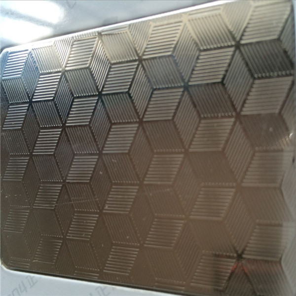 西安大量现货低价供应不锈钢花纹板