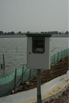 广西中电自动化-台达TP04P文本一体机助力水产养殖企业升级