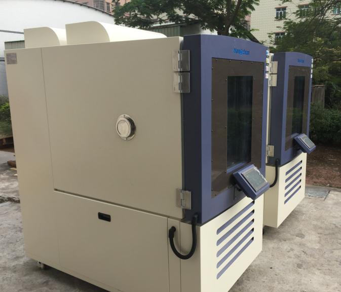 罗森伯格亚太电子有限公司上海分公司选用宏展环境试验箱