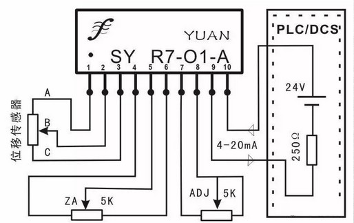 无源rc高通滤波电路图