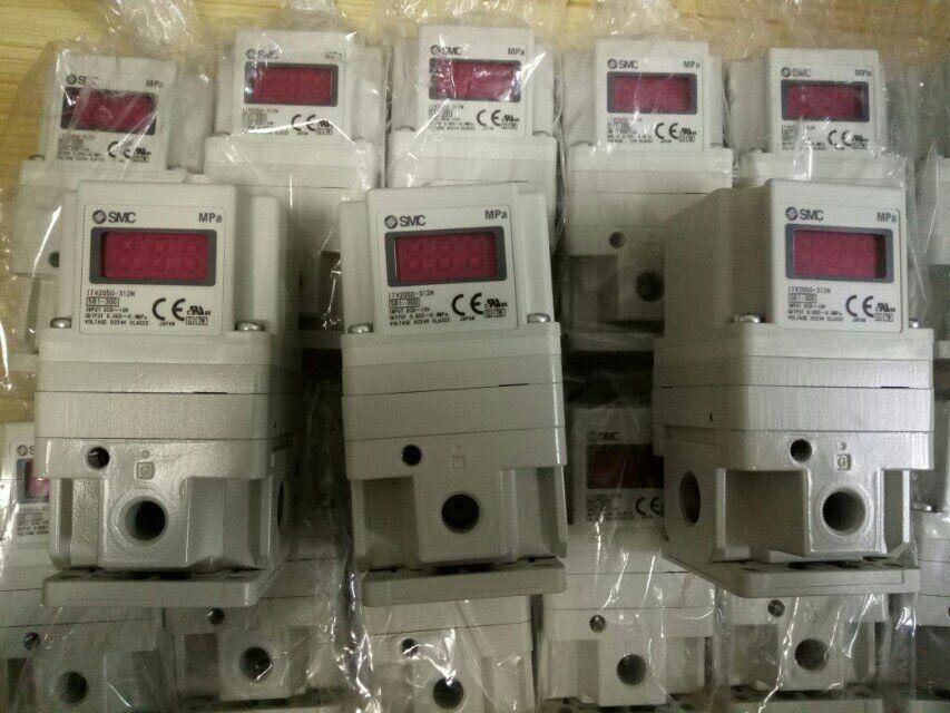 工搜电子3月24日-日本smc电气比例阀到货产品图片