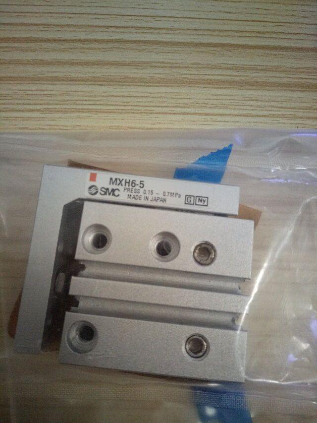 日本smc气动滑台mxh系列   留言注意事项:   以下是我司今天到货的一批mxh6-5   日本smc气动滑台产品图:   日本smc气动滑台mxh6-5