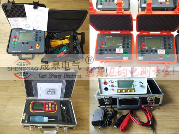 防雷检测仪器设备|乙级防雷检测设备