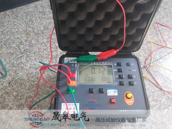 接地电阻测试仪在使用过程中需要注意的安全事项