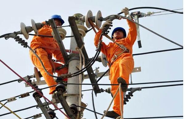 上海晟皋电气完成城区线路绝缘化改造
