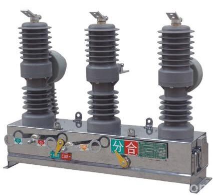 ZW32 12F 630 四川真空断路器ZW32 12F 630户外高压真空断路器