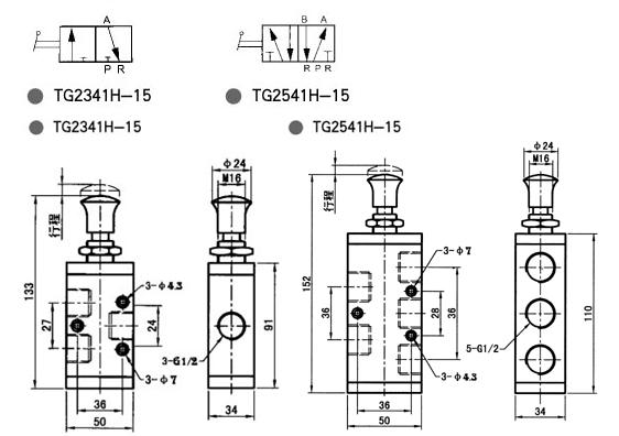 产品目录 液压阀     手拉阀tg2521h-08特性:   产品设计合理,结构