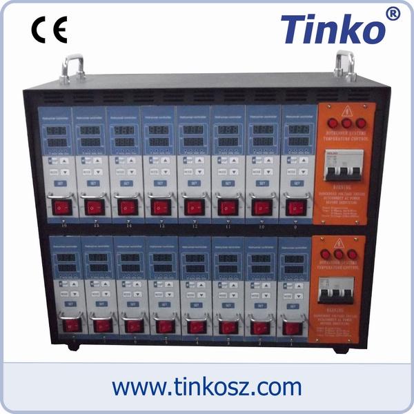 蘇州天和儀器中性雙層16點熱流道溫控箱