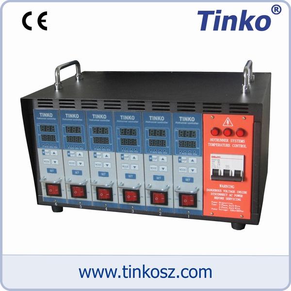 蘇州天和儀器Tinko 6點熱流道溫控箱