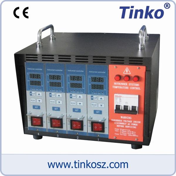 蘇州天和儀器中性4點熱流道溫控箱