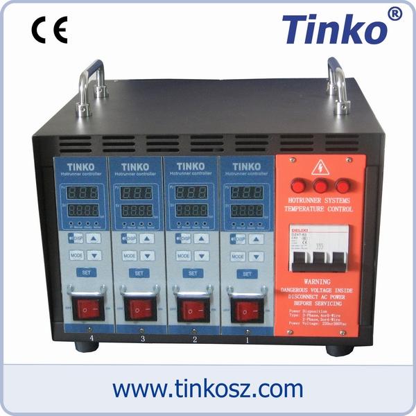 苏州天和仪器Tinko牌4点热流道温控器