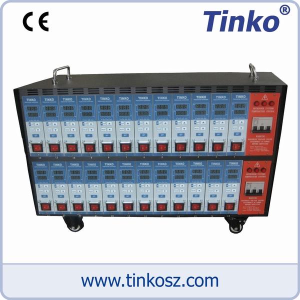 蘇州天和儀器 Tinko 24點熱流道溫控箱