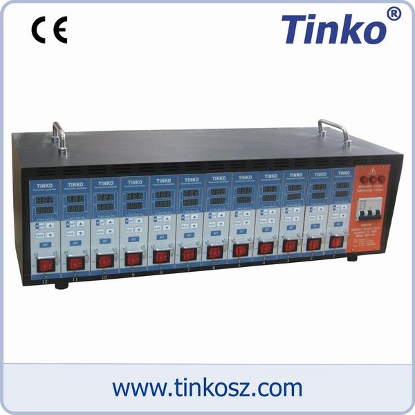 苏州天和仪器Tinko单层12点热流道温控箱