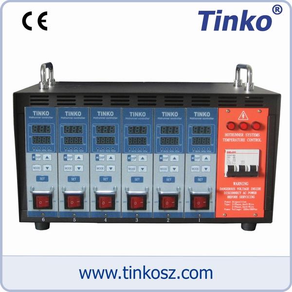 蘇州天和儀器 Tinko 6點熱流道溫控箱