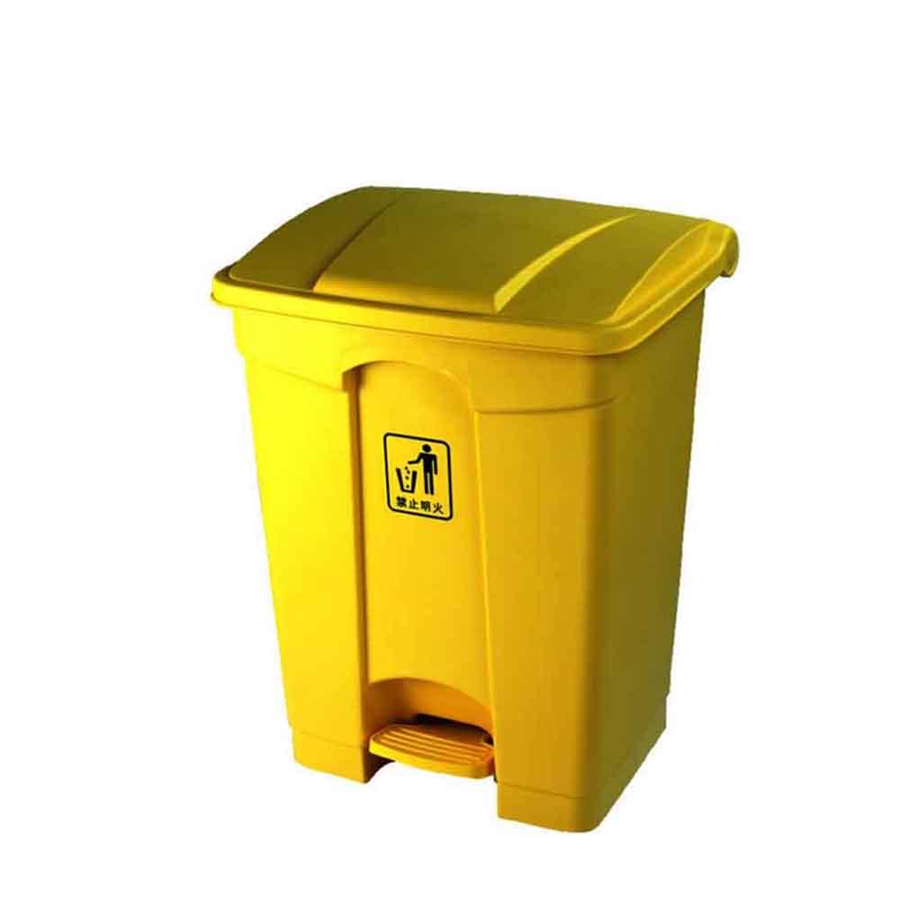 68升脚踏式垃圾桶 af07317