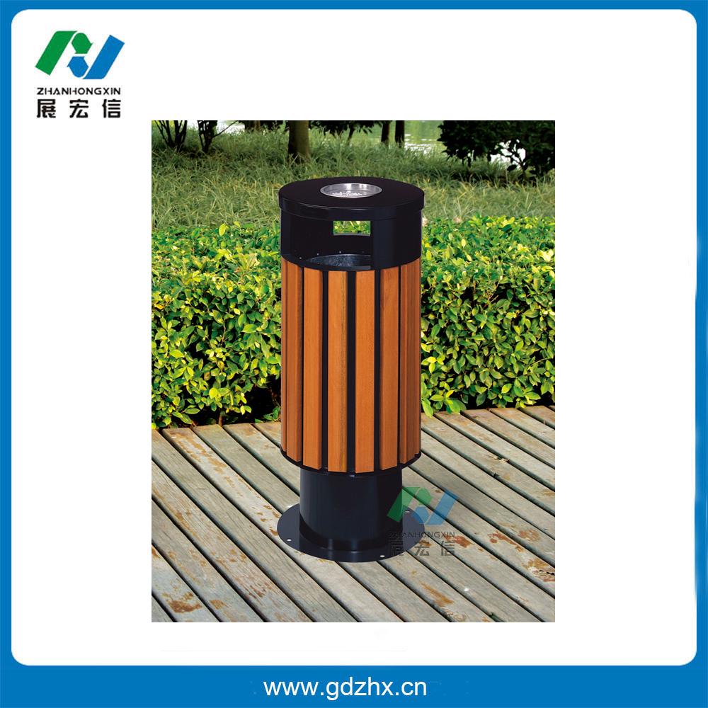 gpx-58公园高脚垃圾桶