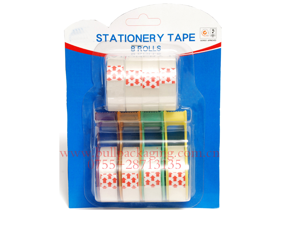 2015 new hot sale high quality factory direct sale bopp stationery tape