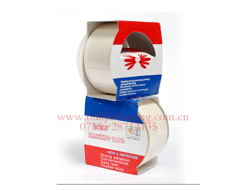 Good adhesion double sided tape, tissue tape