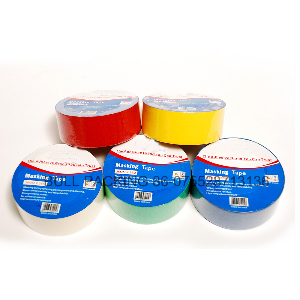 general quliaty masking tape made in china