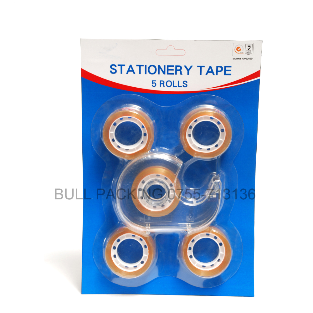 Factory price opp transparent stationery tape
