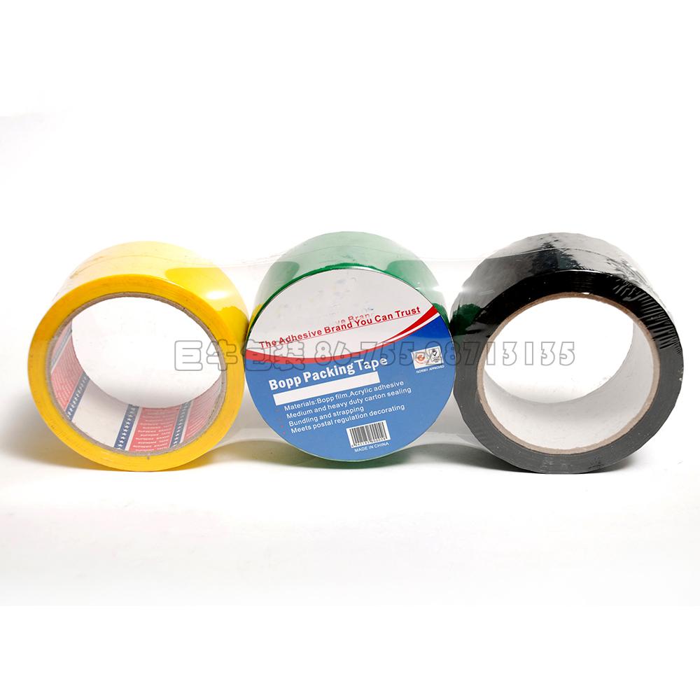 Good Viscosity BOPP Packing Tape Custom Super Clear