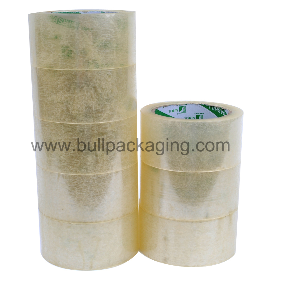 crystal BOPP packing tape made in shenzhen