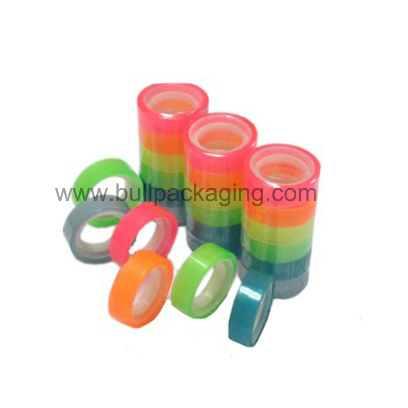 high clarity Bopp stationery tape