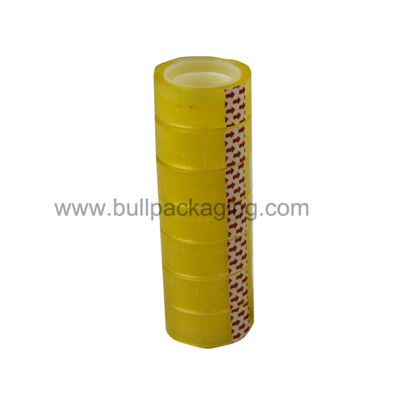 star product bopp stationery tape yellow OEM