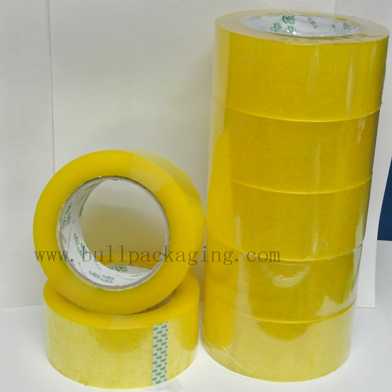 economical high quality clear bopp packing tape