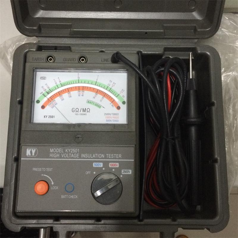 nl-3102 高压绝缘电阻测试仪/兆欧表