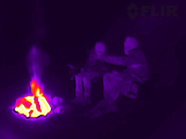 FLIR Scout TK 热成像单筒夜视仪