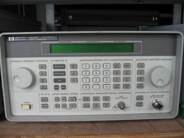 回收HP8648D 合成信号发生器