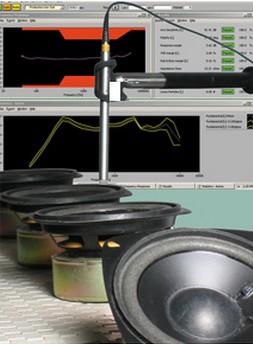 美国SOUNDCHECK电声测试系统