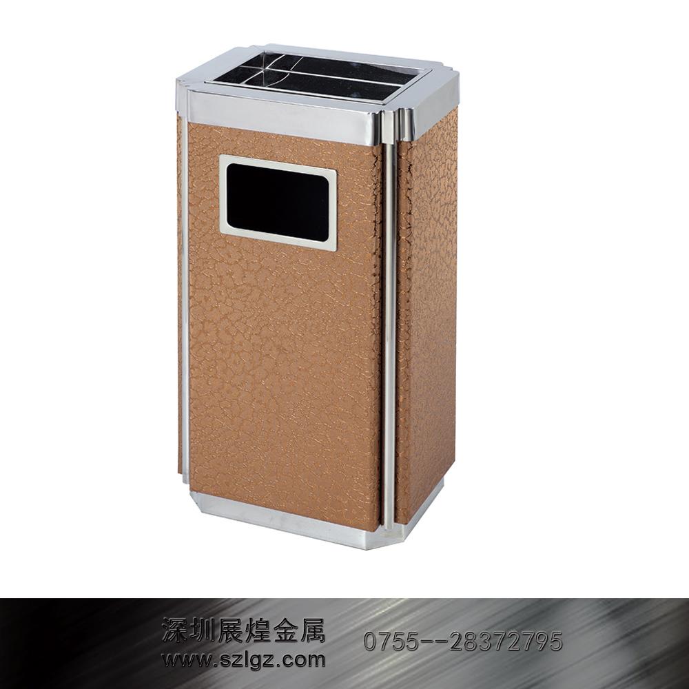 金霸王烟灰桶 不锈钢垃圾桶