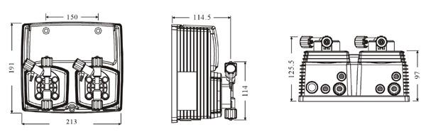 意大利EMEC計量泵W系列