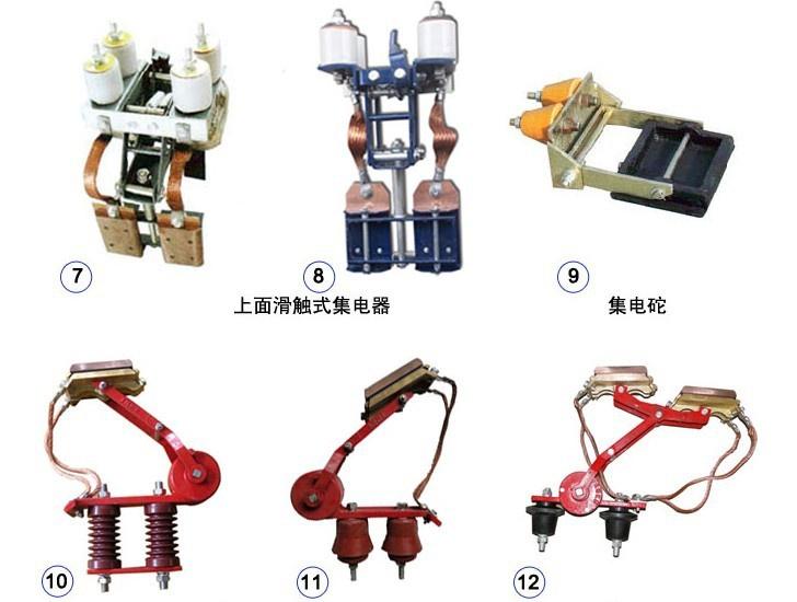 TJD 1000钢体集电器