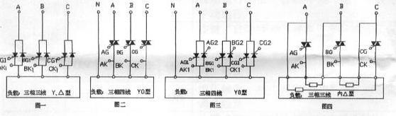 三相可控硅调压触发器