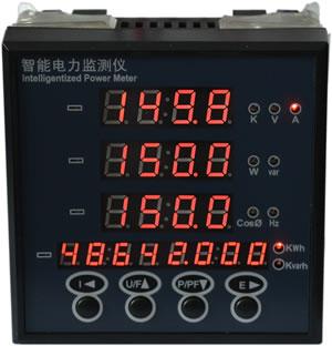 苏州迅鹏SPC560多功能直流电表