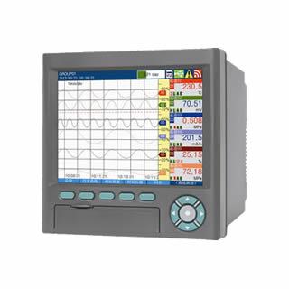 苏州迅鹏WPR90型彩屏无纸记录仪