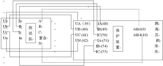 六相微機繼保分析儀