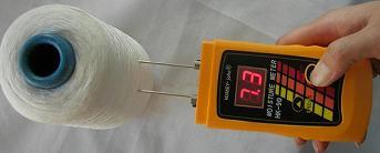 SK-100纺织原料水分仪 纺织水分仪 纺织水分测定仪 纺织水分测量仪