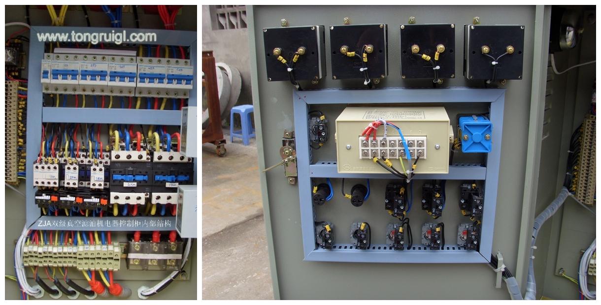 ZJA变压器油真空滤油机