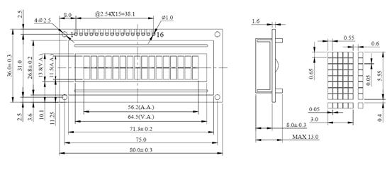 8051单片机控制字符i2c液晶屏应用实例